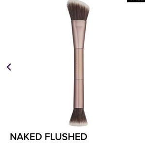 New Urban Decay FLUSHED Double Ended Brush